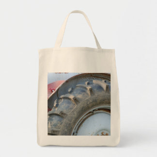 antique tractor bag