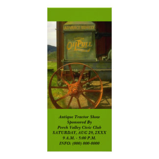 ANTIQUE TRACTOR SHOWS SHOW PULLERS PULL Rack Cards
