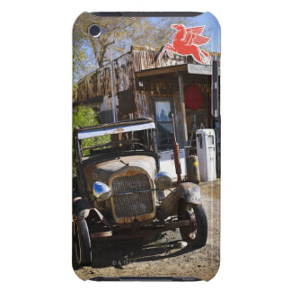 Antique truck at general store in the American iPod Case-Mate Cases