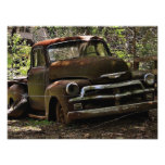 Antique Truck Photo Print
