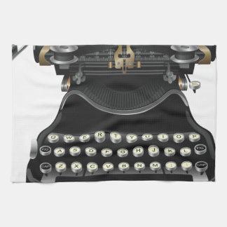 Antique Typewriter Kitchen Towels
