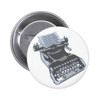 Antique typewriter pins