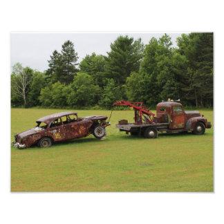 Antique Vehicles Summer 2016 Photo Print
