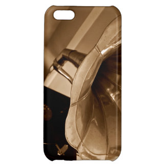 Antique Vintage Gramophone Gifts Music Lovers iPhone 5C Cases