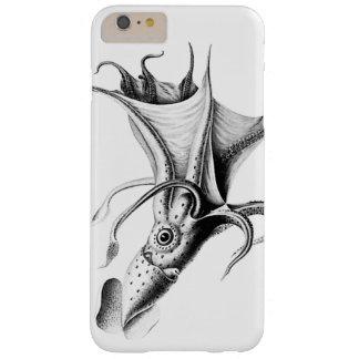 Antique vintage nautical squid kraken octopus barely there iPhone 6 plus case