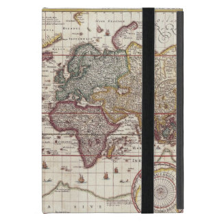 Antique Vintage Old World Map iPad Mini Case