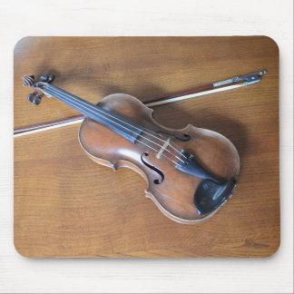 Antique Violin Mouse Mat