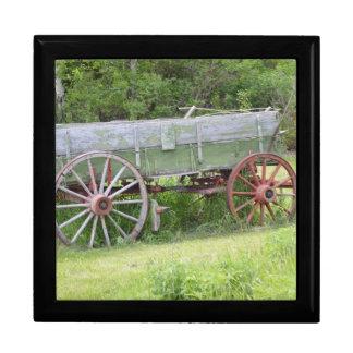 Antique Wagon Gift Boxes