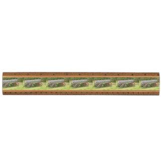 Antique Wagon Maple Ruler