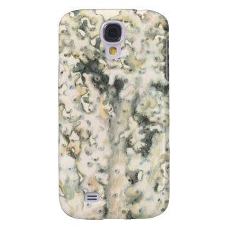 Antique Watercolor Coral Galaxy S4 Case