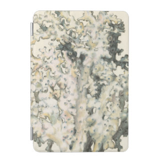 Antique Watercolor Coral iPad Mini Cover