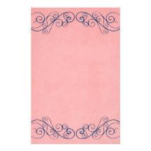 Antique Wedding Stationery Paper