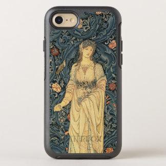Antique William Morris Flora OtterBox Symmetry iPhone 8/7 Case