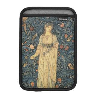 Antique William Morris Flora Sleeve For iPad Mini