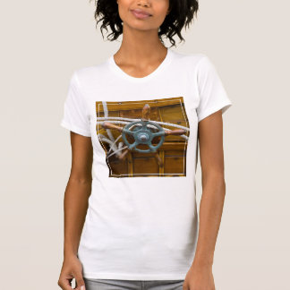 Antique Wooden Boat Tee Shirt
