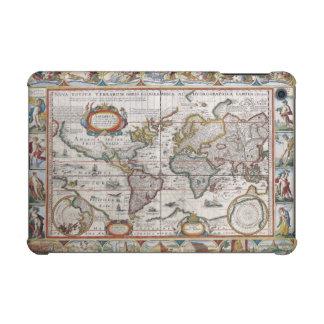 Antique World Map custom cases