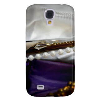 Antiques and Pearls Galaxy S4 Case