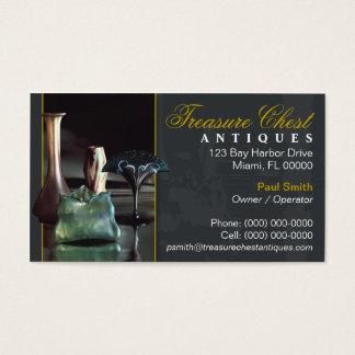 Antiques Shop Business Card