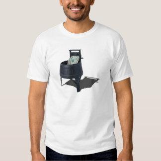 AntiqueWashingMachineMoney011815.png Tee Shirt
