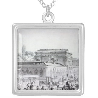 Antiquities found at Herculaneum being Silver Plated Necklace