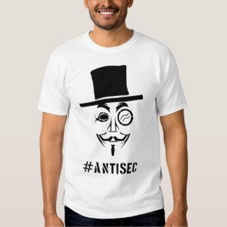 #Antisec FACE T Shirt
