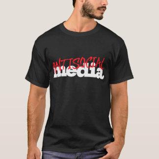 antisocial media T-Shirt