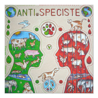 Antispecist Card