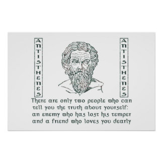 Antisthenes Print