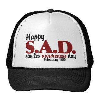 antivalentine S.A.D. Hat