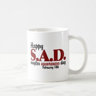 antivalentine S.A.D. Mug