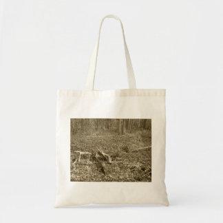 Antler Log Bag