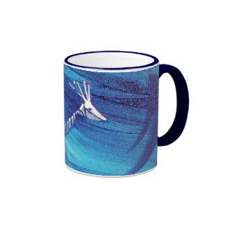antler spirit ringer coffee mug