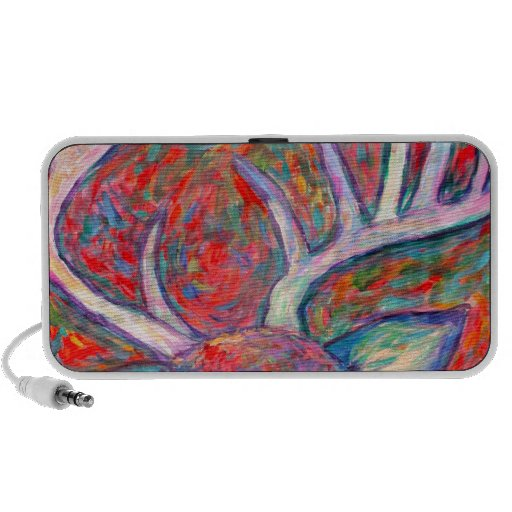 Antler Swirl Portable Speakers