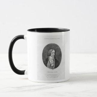 Antoine Christophe Saliceti  engraved Mug