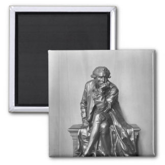 Antoine Laurent Lavoisier Square Magnet