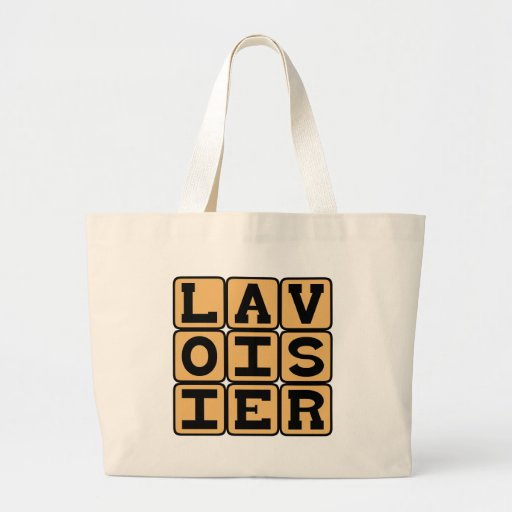Antoine Lavoisier, French Chemist.png Canvas Bag