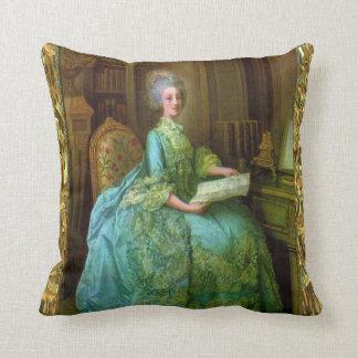 Antoinette Elegance Baroque Cushion