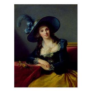 Antoinette-Elisabeth-Marie d'Aguesseau Postcard