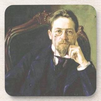 Anton Chekhov 1898 Coaster