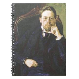 Anton Chekhov 1898 Notebook