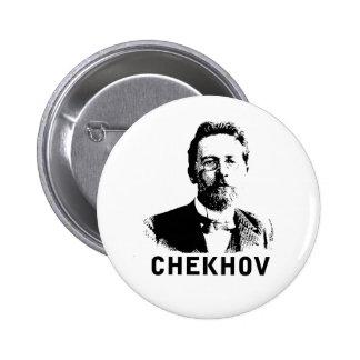 Anton Chekhov Buttons