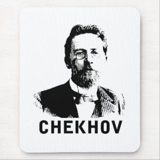 Anton Chekhov Mouse Mat