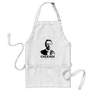 Anton Chekhov Standard Apron