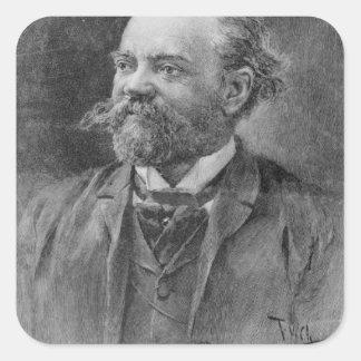 Anton Dvorak, 1894 Square Sticker