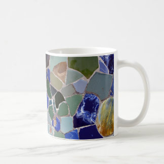 Antoni Gaudi Cool Mosaics Coffee Mug