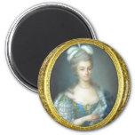 Antoniette et Paris Magnets
