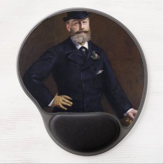 Antonin Proust by Edouard Manet Gel Mouse Pad