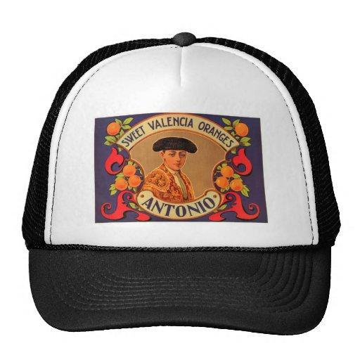 Antonio Mesh Hats