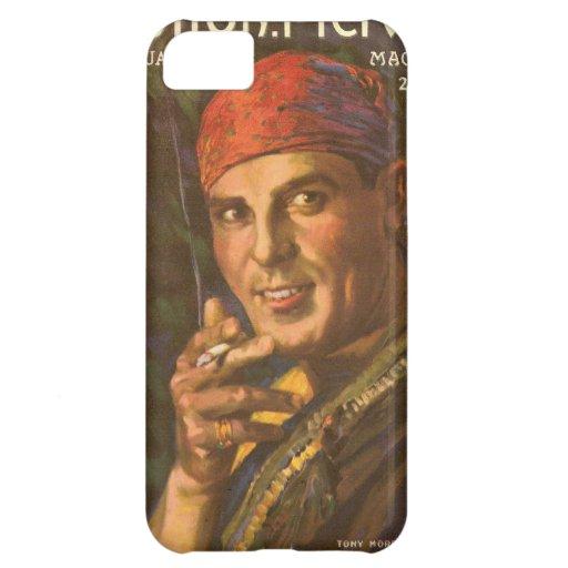 Antonio Moreno vintage magazine cover iPhone 5C Covers
