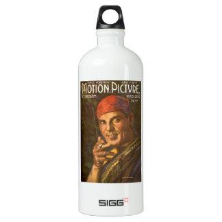 Antonio Moreno vintage magazine cover SIGG Traveller 1.0L Water Bottle